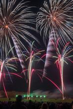 A Public Firework Display In C...