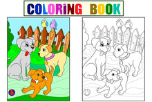 Childrens Color And Coloring B...