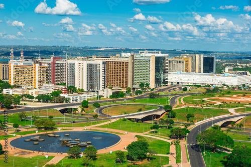 Fotografiet  Céu de Brasília