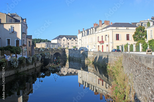 Photo Segre town in France