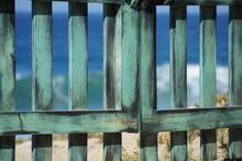Close Up Fence