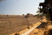 The Moat At The Southern Wall ...