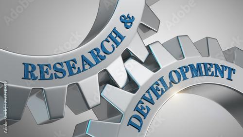 Research & development concept