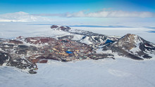 McMurdo Station, Ross Island, ...