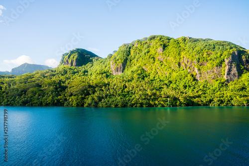 Fotografia Huahine, Tahiti (French Polynesia)