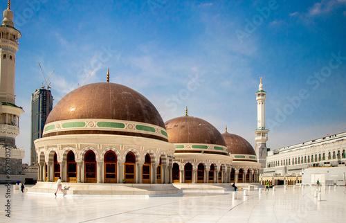 Domes de La Mecque