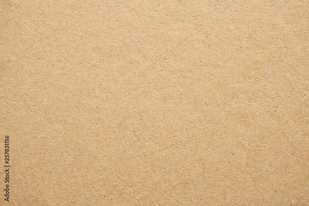 Fototapety, obrazy: Old Brown Recycle Paper Texture Background