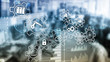 Technology innovation and process automation. Smart industry 4.0.