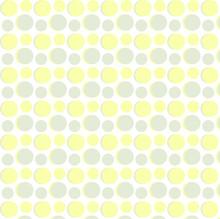 Yellow And Gray Dots Pattern