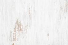 White Painted Wood Texture Sea...