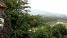View At Scenery Of The Valley,...