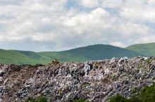 Landfill For Household Waste .