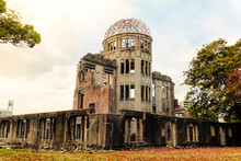 View Of The Atomic Bomb Dome ...