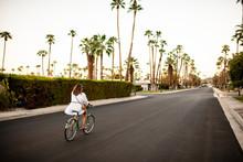 USA, California, Palm Springs,...