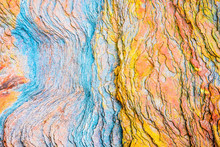 Colourful Sedimentary Rocks Fo...