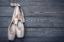 Pointe Shoes Ballet Dance Shoe...