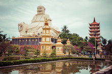 Vinh Tranh Pagoda In My Tho, T...