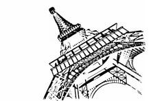 France Concept. Paris Sketches...