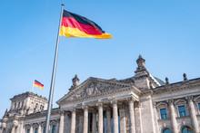 Germany Berlin Reichstag Building German Parliament Bundestag