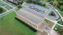 Aerial, Parthenon In Nashville