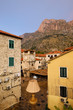 Montenegro, Kotor, old town, main square with clock tower