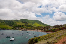 Santa Catalina Island Two Harb...