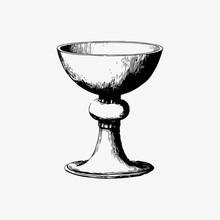 Antique Goblet Drawing