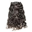 canvas print picture - natural wave wavy black human hair weaves extensions bundles