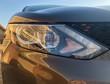 Headlight od car