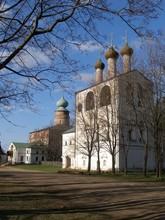 Boris And Gleb Monastery Belfr...