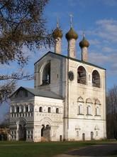 Boris And Gleb Monastery Belfry, Borisoglebsk, Rostov District, Yaroslavl Region, Russia
