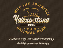 Wild Life Adventure. Yellowsto...