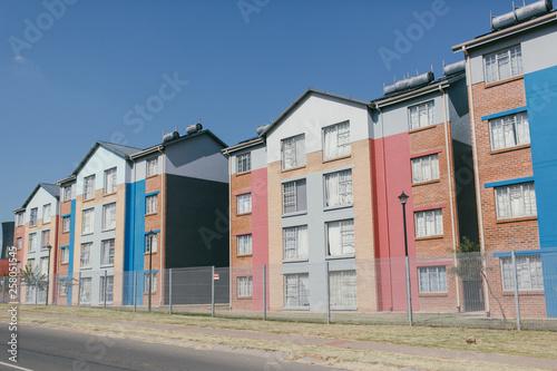 Valokuvatapetti Neues Soweto