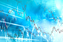Börse Trading Chart
