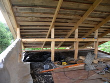 Installation Of The Attic