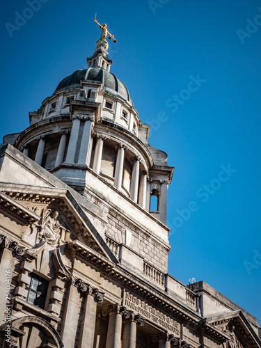 The Old Bailey, London, UK фототапет