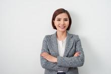 Entrepreneur Young Asian Woman...