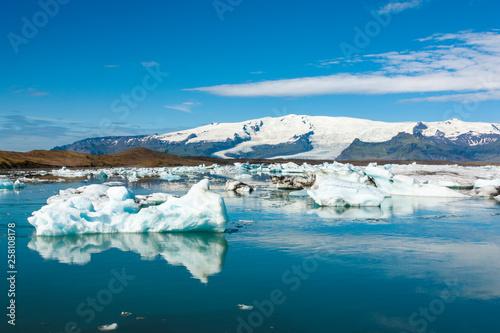 Foto op Aluminium Poolcirkel Iceland