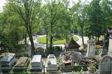 Fototapeta Fototapety Paryż - Cmentarz Père-Lachaise