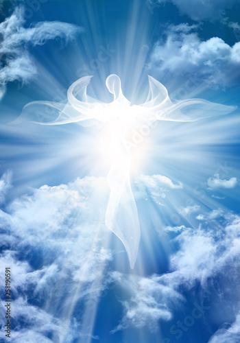 Fotografia White angel