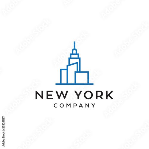 new york logo design