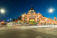 Flinders Station Street