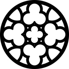 Simple Gothic Tracery 28.1