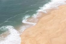 Strand Vogelperspektive