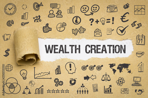 Photographie Wealth Creation