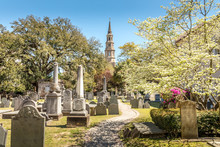 St. Philips's Church And Grave...