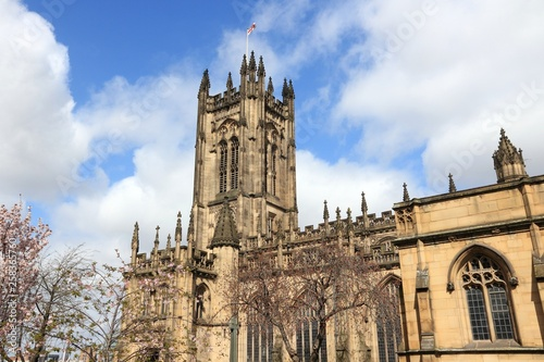 Manchester Anglican Cathedral