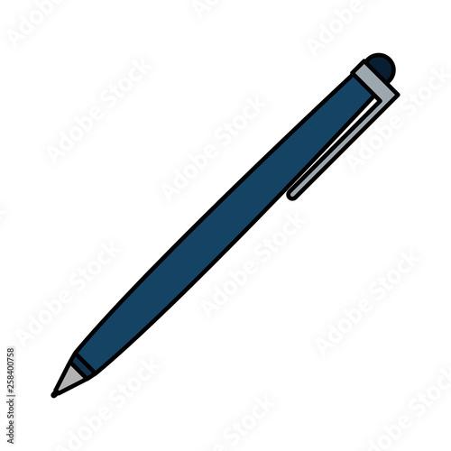 Fotografia, Obraz  pen ink isolated icon