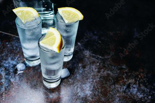 Valokuvatapetti Vodka