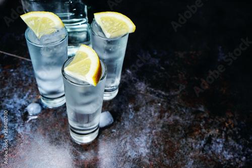Canvas Print Vodka